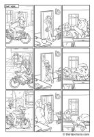 25Days of Xmas- The Gift- Pg11 by Fyuvix