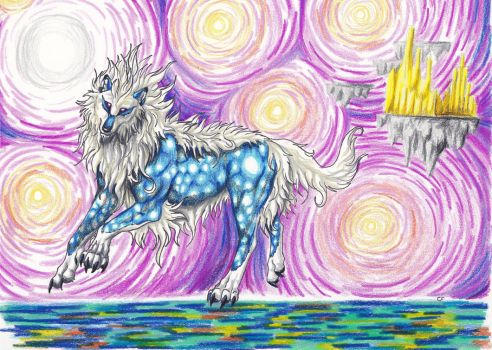 The Singing Star by ElementalShifter