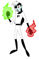 Ghost Danny by ParadoxalOrder