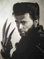 wolverine by E-Nojosa