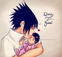 Daddy Loves Yumei by Arhatdy
