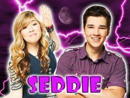 Seddie Wallpaper by HannahLouLou