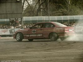 Drifting E36 by MWPHOTO