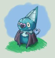 Cute Swoobat by H-S