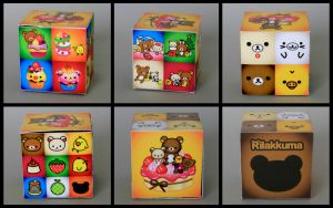 rilakkuma box vector freebie by ikarusmedia