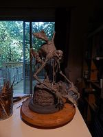The Thing In The Well WIP 2 by Blairsculpture