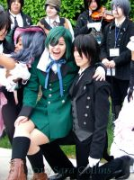Black Butler at Anime Central 2011 by thatbloodypirate
