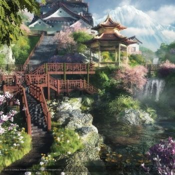 Asian Dreams by 00AngelicDevil00