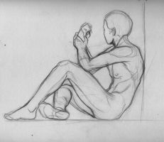 WARNING: figure drawing... by lucifie