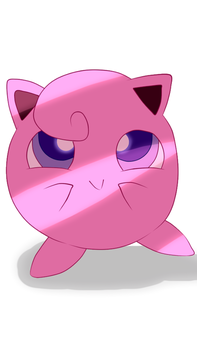 Jigglypuff (Digital) Request by TheEmmy4501