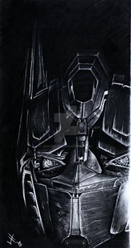 Optimus Prime 2012 by jrh-design