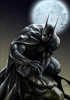 batman by Edbenes by usernameunknown