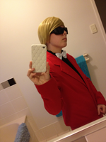 Dave Strider Test 1 by MrOrangeCreamsicles