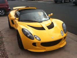 Lotus Exige S by SleekHusky