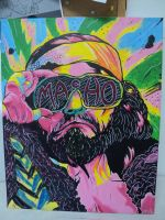 Macho Man Randy Savage. by ArtOfTypH