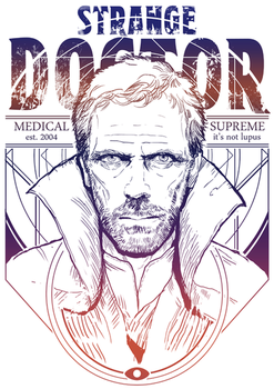 strange doctor by unded