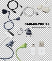 Cables PNG by gwendo0