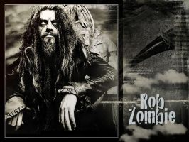 Rob Zombie 5 by serialkiller07