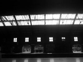 Bristol Temple Meads by spiderkazz