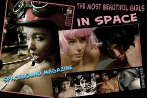 The Most Beautiful Girls In Space by jetZig