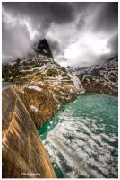 Emosson Dam 5 by superjuju29