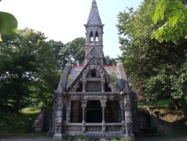 Mortuary Chapel Front by sgath92