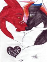 my love by BiTTENwolf