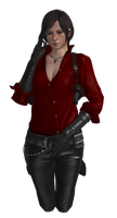 Resident Evil 6 Ada Wong - The Welcome by Darkshaunz3D