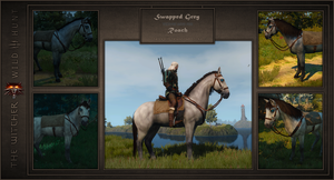 Swapped Grey Texture MOD for Roach by Neyjour