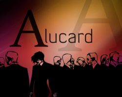 Alucard Wallpaper Fullscreen by rahzr