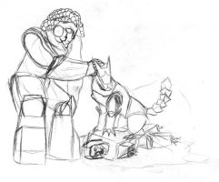 Deplorable criminal acts - WIP by Wreck-Gar