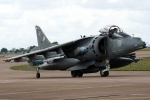 Harrier GR.9 by Alexgeorge14