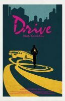 Drive Movie Poster by jleeisme