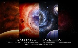 Wallpaper Pack 02 by Regulus36