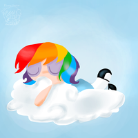 Sleepy Dash (Puffed RD FOREVEEEEERRRRR) by meimeix