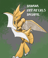 Artlocke: Banana by Sarcasm-theSickness