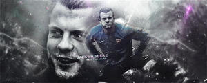 Jack Wilshere nothing Titanic by HararyDP