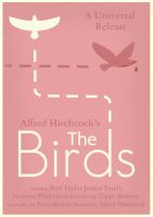 The Birds Poster by W0op-W0op