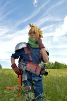 Cloud Strife by Deviated-Septum