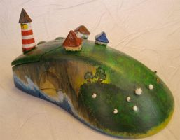 Mouse island by veternity