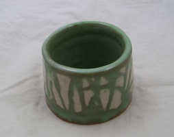 Green Cup by emerlyrose
