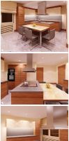 Istanbul House - Kitchen by Semsa