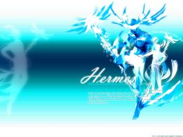 12 Olympians Hermes by hachioji