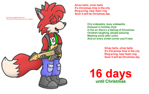 16 days until Christmas (10 year anniversary) by RyanEchidnaSEAL
