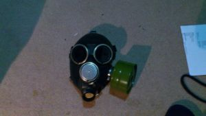 Russian GP7V Gas Mask by TheWarRises
