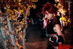 Elsword Rune slayer cosplay by ShuzaCosplay