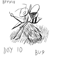 Beedrill 30 Day Challenge by HoneyShuckle
