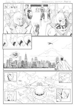 x-men sequential sample page 3 by jazzdelacuesta