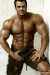 Josh D Muscle Morph by Creeven