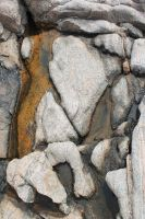 Abstract rockformation by MBKKR